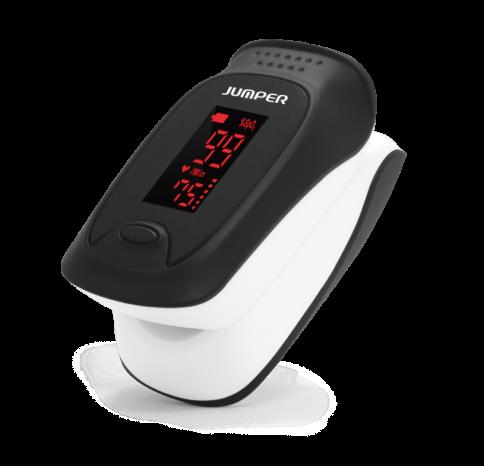 Jumper JPD-500D Fingertip Pulse Oximeter (OLED)